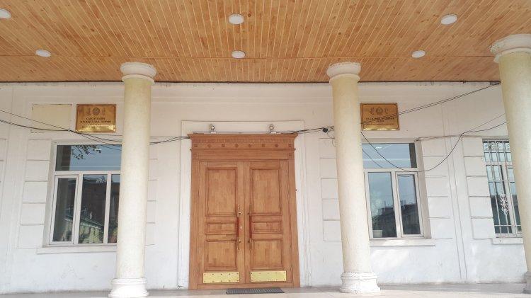Засгийн газрын IV байранд хийгдсэн засварын ажил
